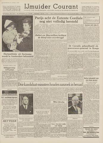 IJmuider Courant 1959-04-15