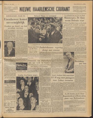Nieuwe Haarlemsche Courant 1959-07-31