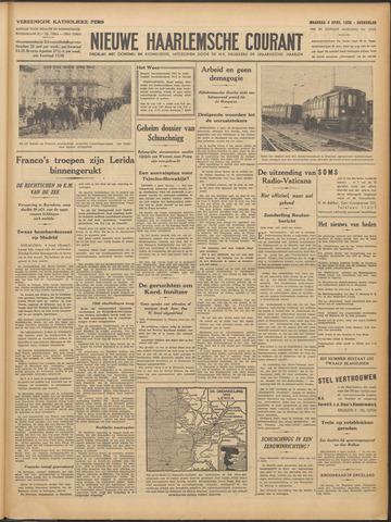 Nieuwe Haarlemsche Courant 1938-04-04