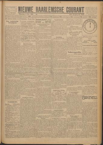 Nieuwe Haarlemsche Courant 1925-11-02