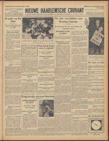 Nieuwe Haarlemsche Courant 1936-01-21