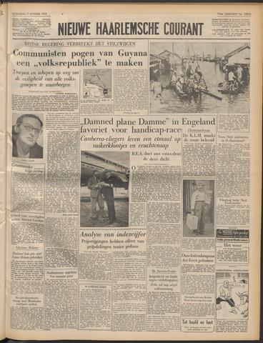 Nieuwe Haarlemsche Courant 1953-10-07