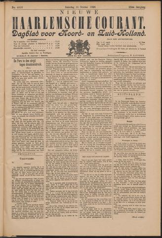 Nieuwe Haarlemsche Courant 1898-10-15