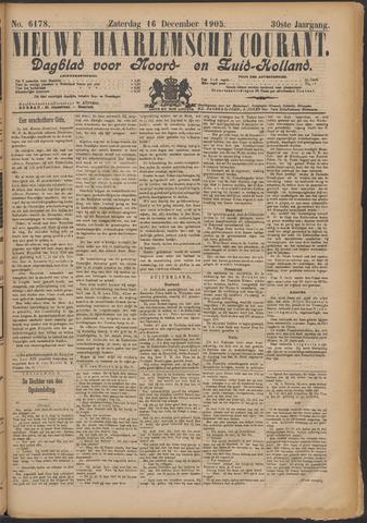 Nieuwe Haarlemsche Courant 1905-12-16