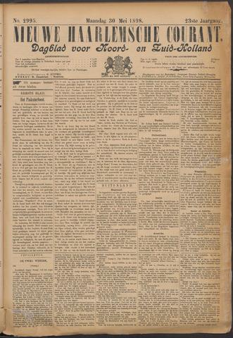 Nieuwe Haarlemsche Courant 1898-05-30