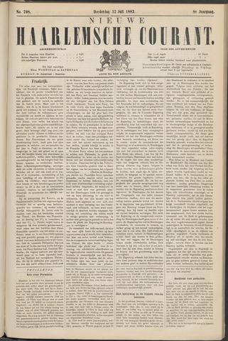 Nieuwe Haarlemsche Courant 1883-07-12