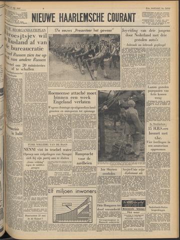 Nieuwe Haarlemsche Courant 1957-05-08
