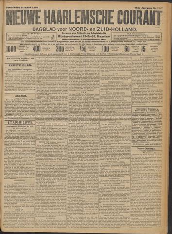 Nieuwe Haarlemsche Courant 1911-03-23