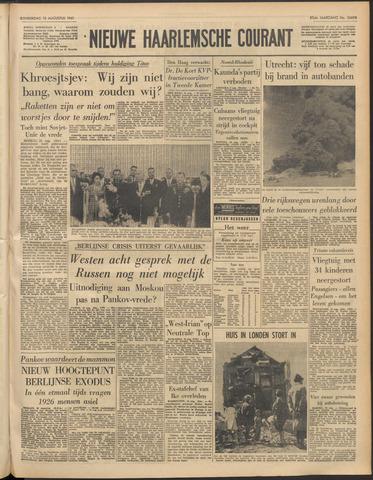 Nieuwe Haarlemsche Courant 1961-08-10