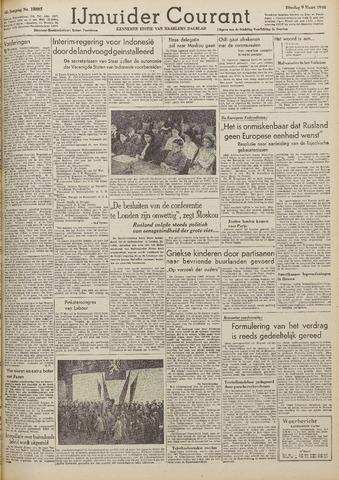 IJmuider Courant 1948-03-09