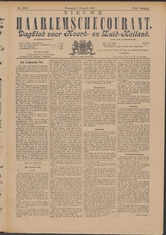 Nieuwe Haarlemsche Courant 1897-02-03