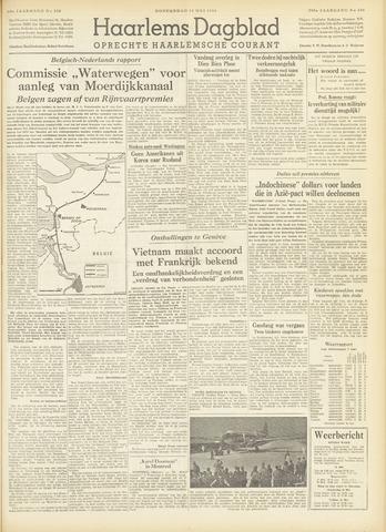 Haarlem's Dagblad 1954-05-13