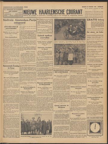 Nieuwe Haarlemsche Courant 1938-02-28