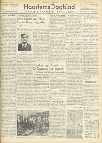 Haarlem's Dagblad 1951-04-23