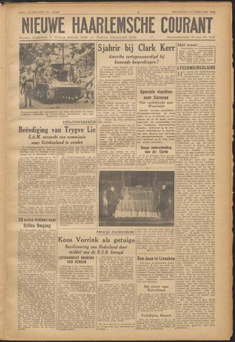 Nieuwe Haarlemsche Courant 1946-02-04