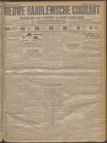 Nieuwe Haarlemsche Courant 1915-06-19