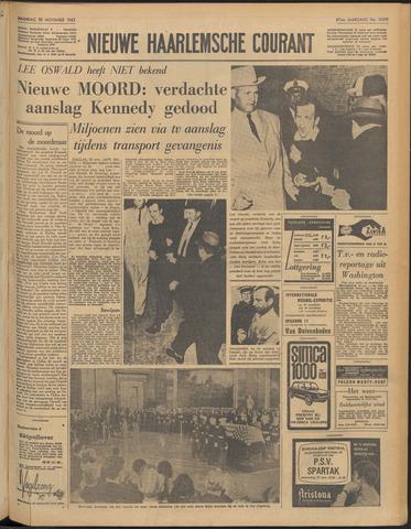 Nieuwe Haarlemsche Courant 1963-11-25