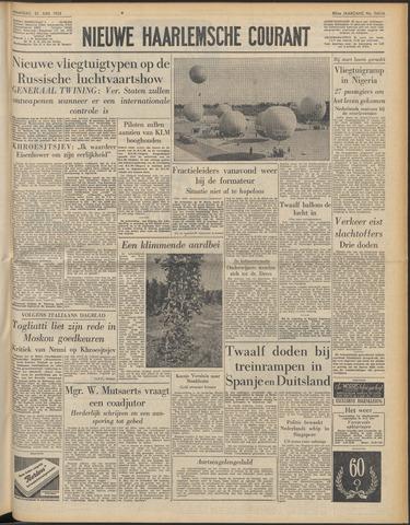 Nieuwe Haarlemsche Courant 1956-06-25