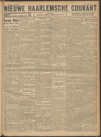 Nieuwe Haarlemsche Courant 1921-03-11