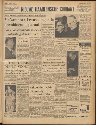 Nieuwe Haarlemsche Courant 1963-06-14