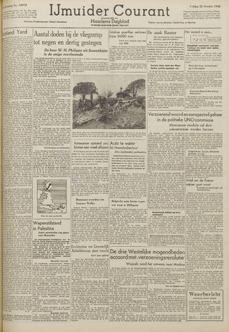 IJmuider Courant 1948-10-22