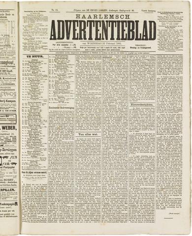 Haarlemsch Advertentieblad 1882-02-22