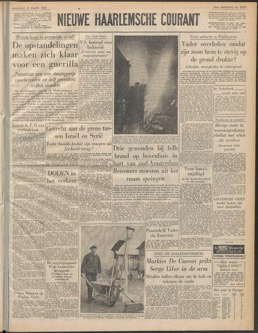 Nieuwe Haarlemsche Courant 1958-03-31