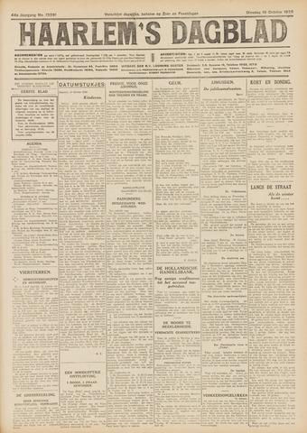 Haarlem's Dagblad 1926-10-19