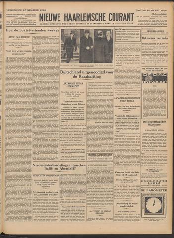 Nieuwe Haarlemsche Courant 1936-03-15