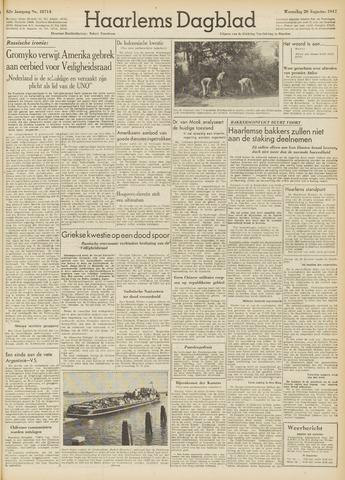 Haarlem's Dagblad 1947-08-20