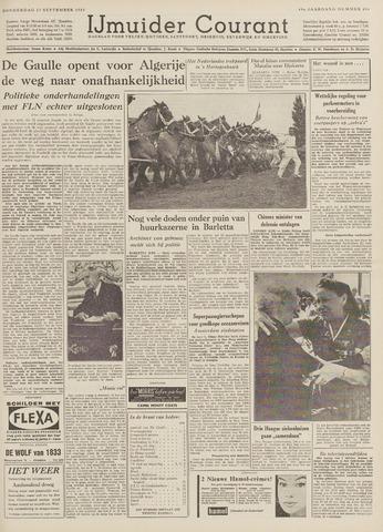 IJmuider Courant 1959-09-17