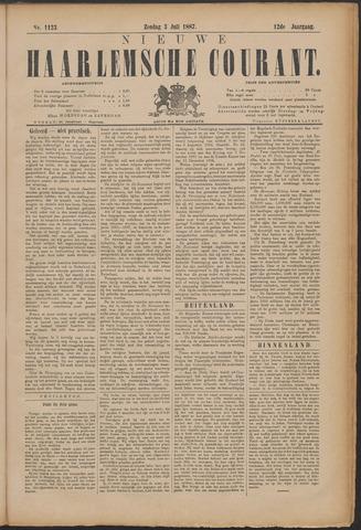Nieuwe Haarlemsche Courant 1887-07-03