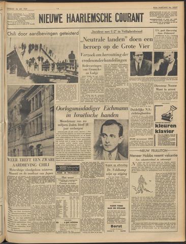 Nieuwe Haarlemsche Courant 1960-05-24