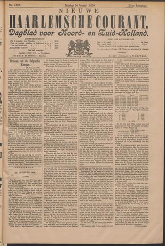 Nieuwe Haarlemsche Courant 1900-01-30