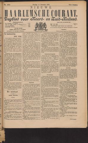 Nieuwe Haarlemsche Courant 1901-12-10