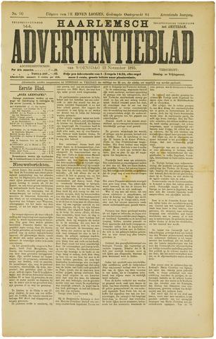 Haarlemsch Advertentieblad 1895-11-13