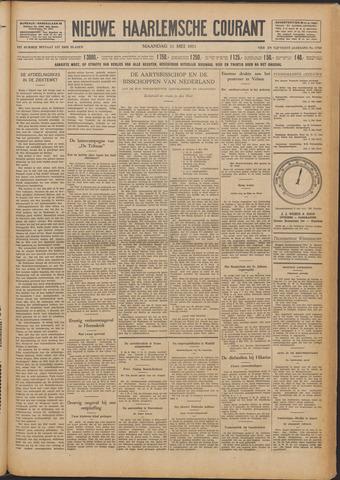 Nieuwe Haarlemsche Courant 1931-05-11
