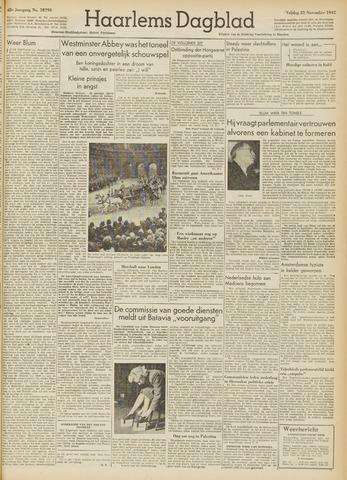 Haarlem's Dagblad 1947-11-21