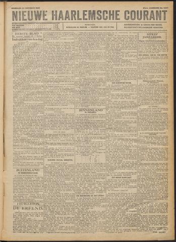 Nieuwe Haarlemsche Courant 1920-10-25