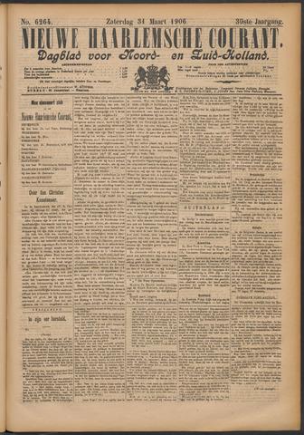 Nieuwe Haarlemsche Courant 1906-03-31