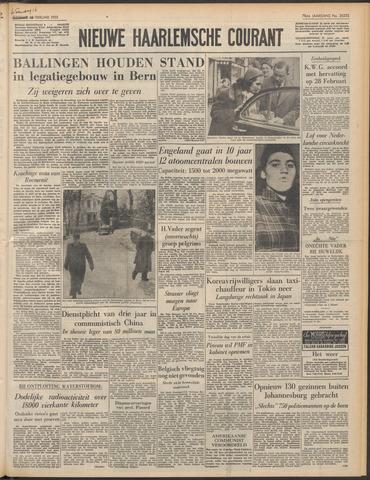 Nieuwe Haarlemsche Courant 1955-02-16