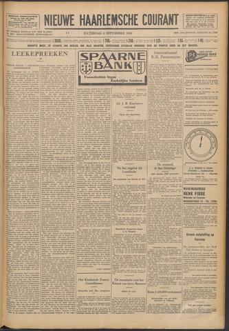 Nieuwe Haarlemsche Courant 1930-09-06