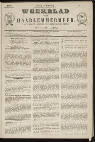 Weekblad van Haarlemmermeer 1876-02-04