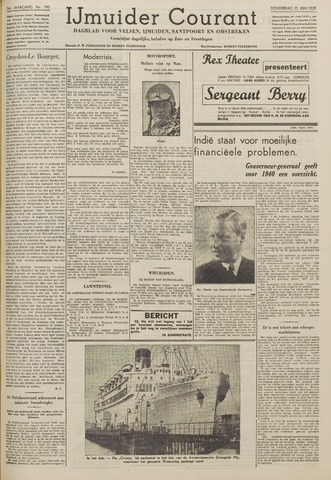 IJmuider Courant 1939-06-15
