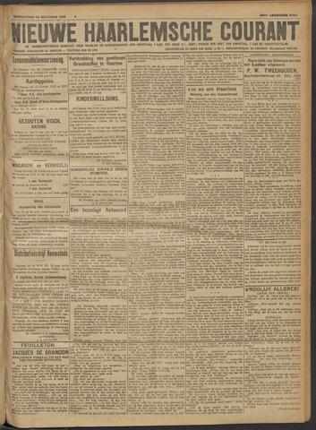 Nieuwe Haarlemsche Courant 1918-10-10