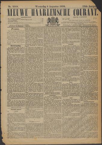 Nieuwe Haarlemsche Courant 1894-08-08