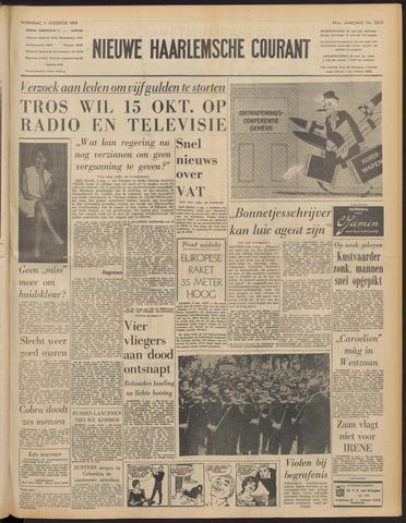 Nieuwe Haarlemsche Courant 1965-08-04