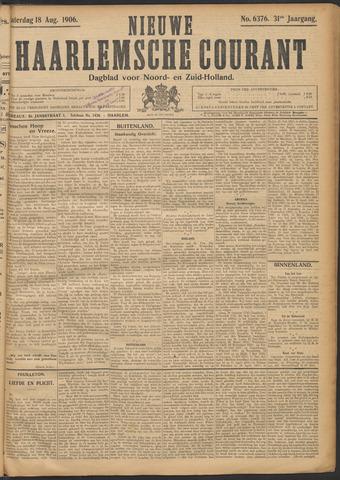 Nieuwe Haarlemsche Courant 1906-08-18