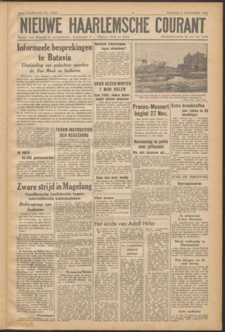 Nieuwe Haarlemsche Courant 1945-11-02