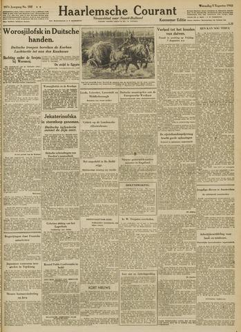 Haarlemsche Courant 1942-08-05
